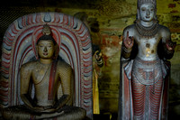 Peace Be With You, Dambulla Caves
